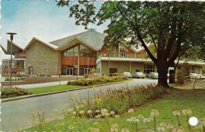 Main Entrance , Festival Theatre , STRATFORD , Ontario , Canada , PU-1968