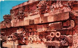 CPM Mexico Templo de Quetzalcoatl MEXICO (599261)