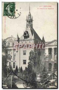 Postcard Old Toulouse Le Donjon du Capitole