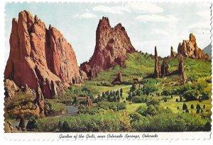 Garden of the Gods near Colorado Springs Colorado 4 by 6 size