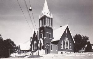 RP: MARKESAN , Wisconsin , 1930-40s ; United Brethen Church