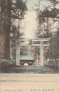 NIKKO, Japan, 1900-10s; Toshogo Temple