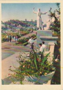 Russia Uzbek Tashkent Komsomolsky Park