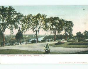Unused Pre-1907 EAST SIDE PARK Paterson New Jersey NJ n5109
