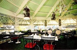 Florida Fort Lauderdale Creighton's Restaurant Gazebo Room