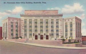 Tennessee State Office Building Nasville Tennessee