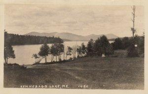RP: KENNEBAGO LAKE , Maine , 1914