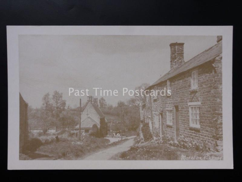 Northamptonshire: Moreton Pinkney (Scene 13) Reproduction Postcard