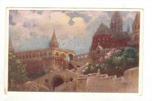 HUNGARY, 00-10s, Fischerbastei, BUDAPEST