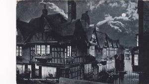 Night View, The Canterbury Weavers, Kent, England, United Kingdom, 00-10s