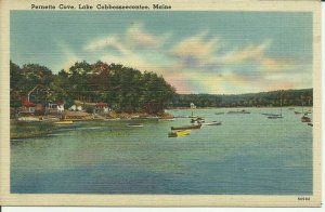 Pernette Cove, Lake Cobbosseecontee, Maine