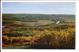 Battle River Valley, East Central, Alberta, Photo Merritt Rublee