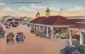 Louisiana New Orleans New French Market 1943