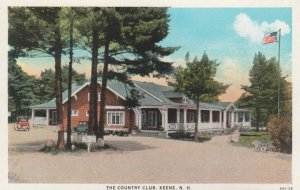 KEENE, New Hampshire, 1900-10s; The Country Club