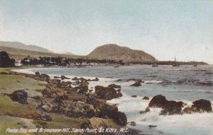 Pomp Bay & Brimstone Hill. Sandy Point , St Kitts , W.I. , 00-10s