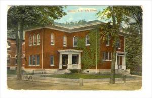 City Library, Concord, New Hampshire, PU-1916