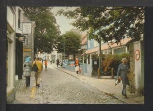 Victoria Street,St Anne,Alderney Postcard