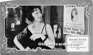 Dorothy Dalton as Poll Patchouli in Fool's Paradise Theater Actor / Actress U...