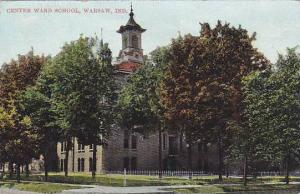 Center Ward School, Warsaw, Indiana,PU-1909