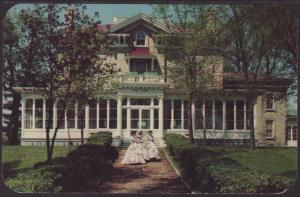 Villa Louis,Prairie Du Chein,WI Postcard BIN