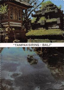 Indonesia Tampaksiring Bali The holy temple and Sacred Springs