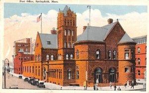 Post Office in Springfield, Massachusetts