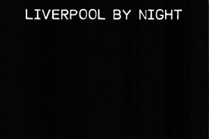 NEW Postcard, Liverpool by Night, Humor, Novelty, Fun, Funny DM4