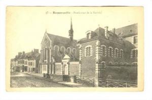 Pensionnat De La Nativite, Romorantin (Loir-et-Cher), France, 1900-1910s