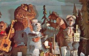 Country bear jamboree frontierland Disneyland, CA, USA Disney Unused