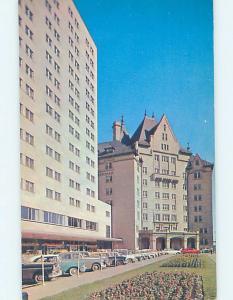 Unused Pre-1980 HOTEL SCENE Edmonton Alberta AB B0951