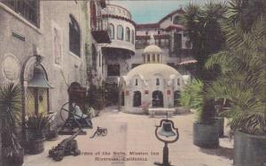 California Riverside Garden Of the Bells Mission Inn