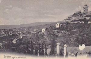 Italy Genova Ristorante Righi al Castellacio