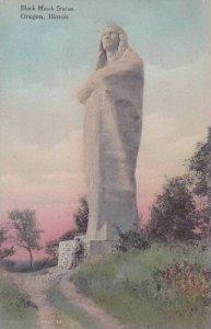 Illinois Oregon Black Hawk Statue