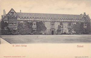 St. John's College, Oxford, Oxfordshire, England, United Kingdom, 00-10s