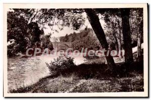 Postcard Old Champagnole Bords De I'Ain