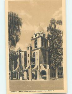W-Border MISSION BUILDING Riverside - Los Angeles California CA hJ5724