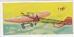 Lyons Tea Vintage Trade Card Wings Of Speed 1961 No 1 Bleriot Monoplane 1910