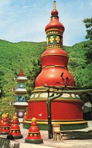 Thailand -  Memorial Shrines to Ancestors
