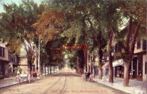 PARK AVENUE WEST, MECHANICVILLE, NY 1910