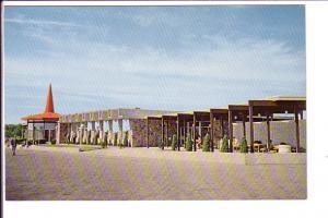Voyageur Restaurants, Esso Service Centre on Highway 401, Ingersoll Checked o...