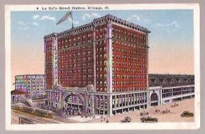 IL Chicago La Salle Street Station