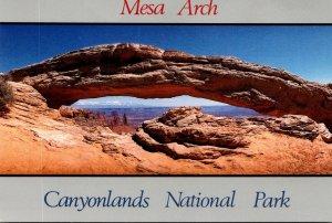 Colorado Canyonlands National Park Mesa Arch
