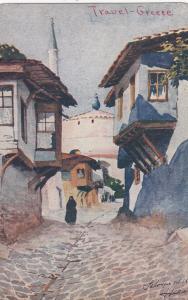 SALONIQUE - Greece 1900-10s ; Saint Georges Church