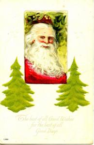 Greeting - Christmas, Santa Claus