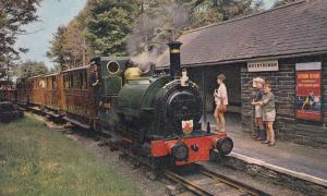 Talyllyn Railway Towyn Merioneth Welsh Train Belfast Poster Postcard