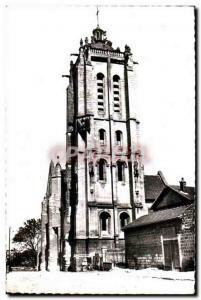 Modern Postcard Beaumont (S O) L church