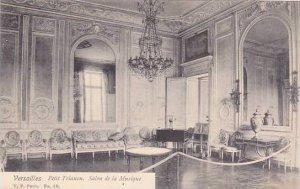 France Versailles Palais du Grand Trianon Salon de la Musique