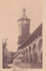Germany Rothenburg ob der Tauber Klingenthor