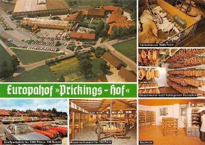Haltern-Sythen Europahof Prickings-Hof, Backerei, Grossparkplatz Auto