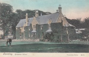 SPALDING , Lincolnshire , England , 1906 ; Grammar School